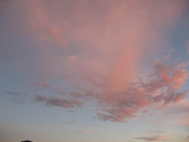 2014.8.26 sunset in Flag monsoons 010