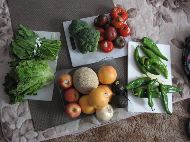 Flagstaff Farmers Market score