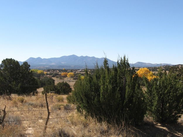 in the Galisteo River watershed between Albuquerque and Santa Fe