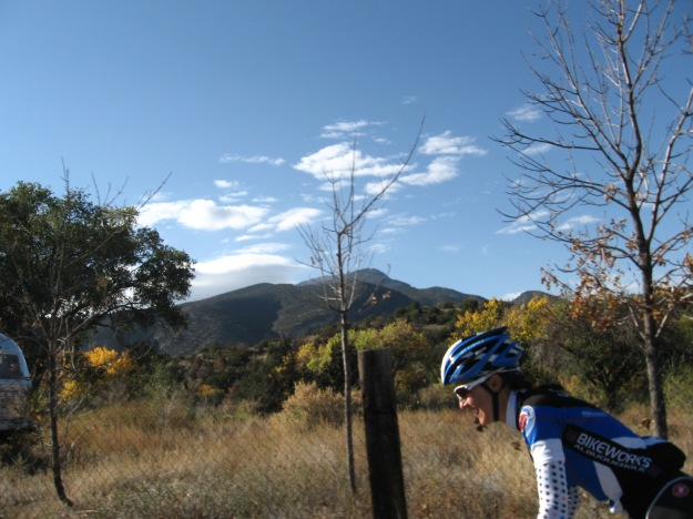 from Bernalillo we climbed up to Placitas