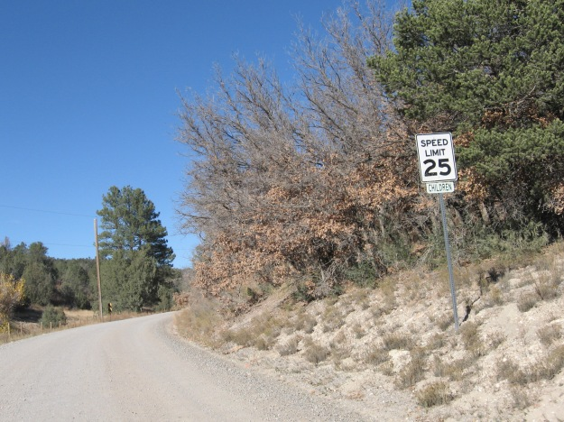 I'd like to come out here with a cross/touring bike and ride more dirt roads
