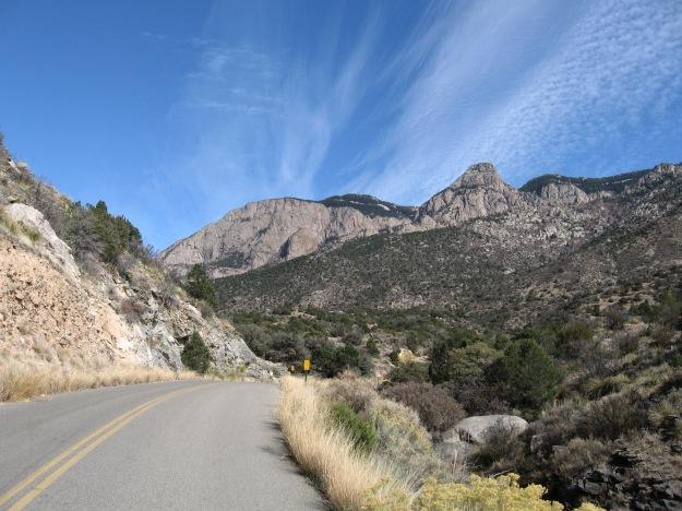 The Sandia Pueblo call the range Bien Mur=Big Mountain