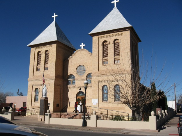 Mesilla church