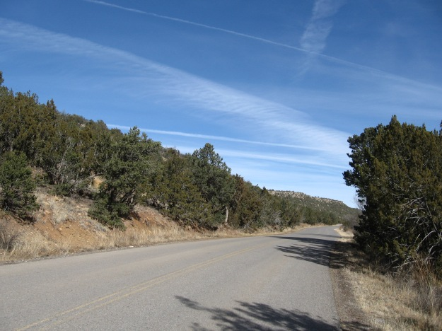 Gutierrez Canyon Rd is one of the most charming bicycle roads anywhere