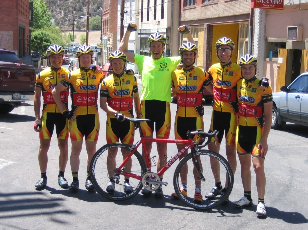 Bisbee 2006 Team Win
