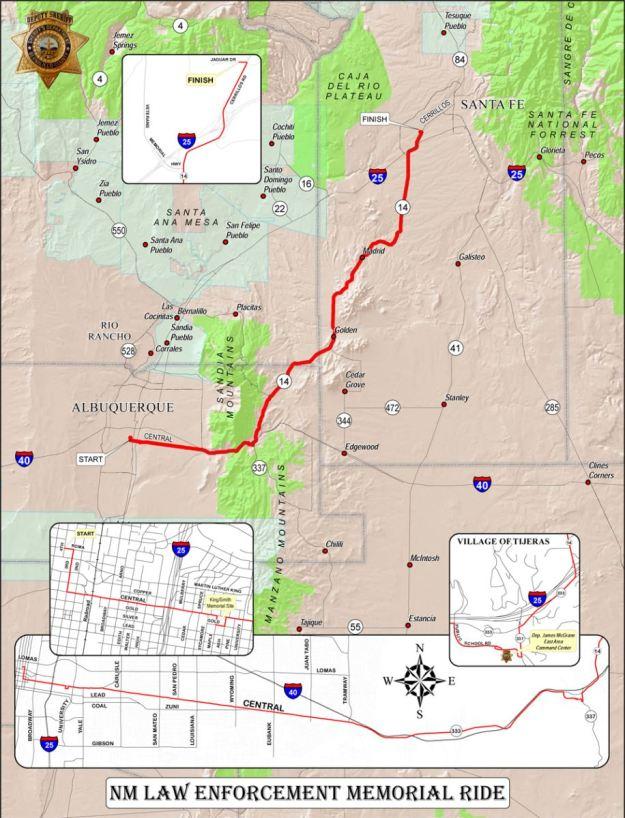 Memorial-Ride-map