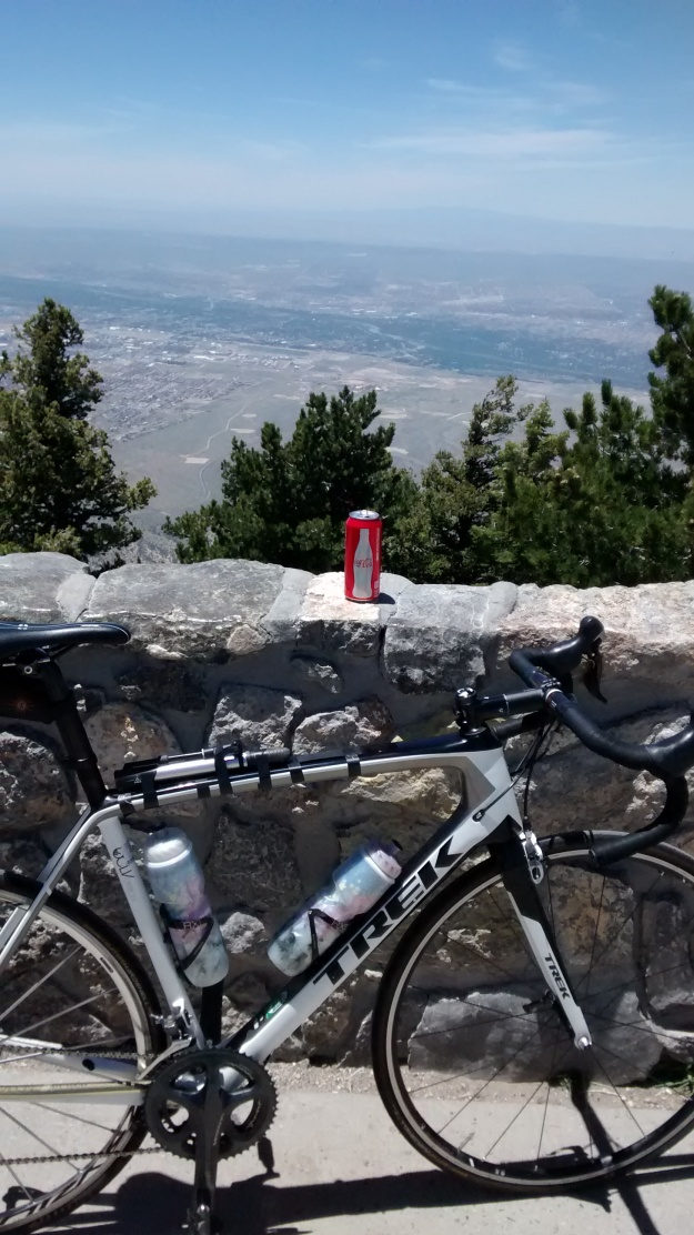 Crest and a Coke