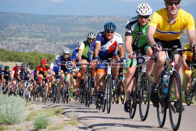 Las Campanas Everyday Bicyclists