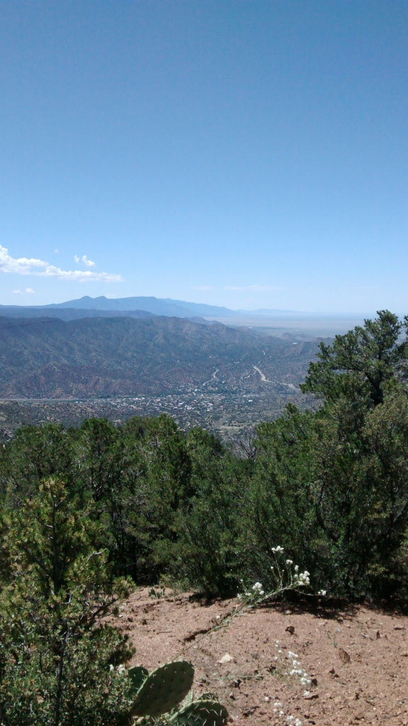 Manzano view