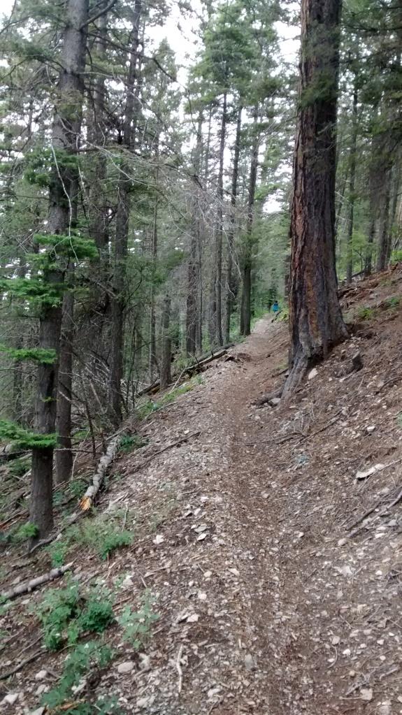 west rim beautiful trail