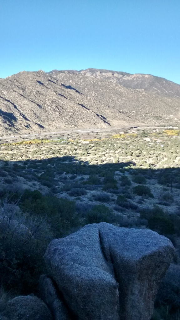 Four Hills open space vista