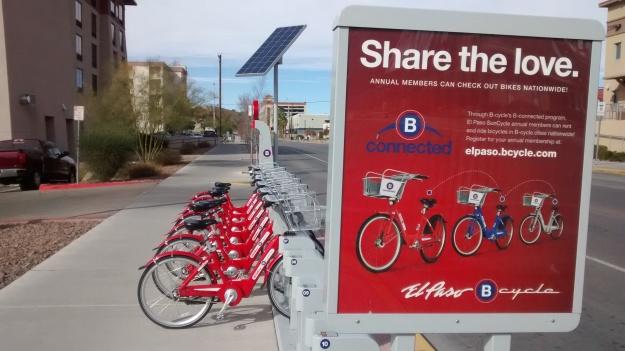 El Paso B Cycle