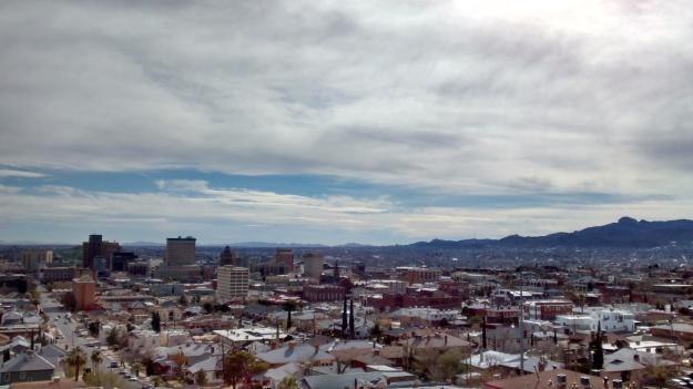 El Paso downtown