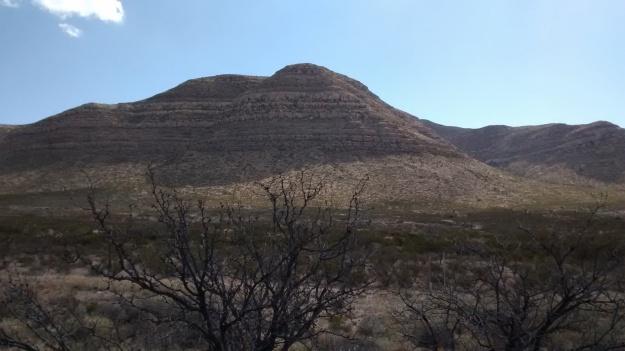 El Paso east of town