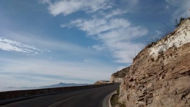 El Paso Scenic Drive skyway