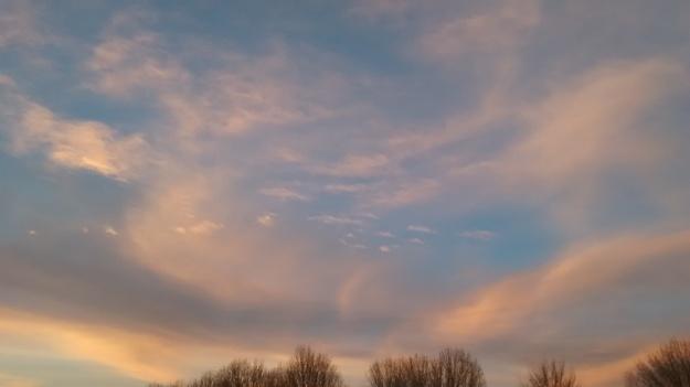 Grant Park sunset