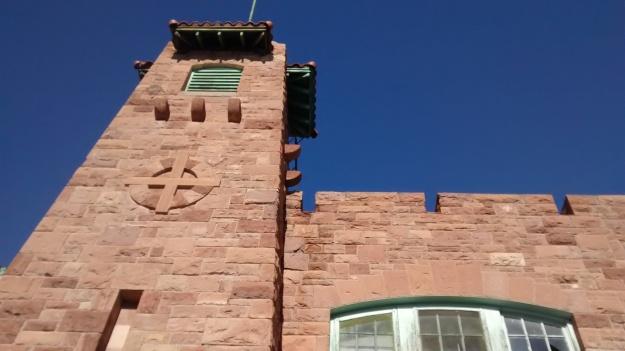 Old Sandstone Tower