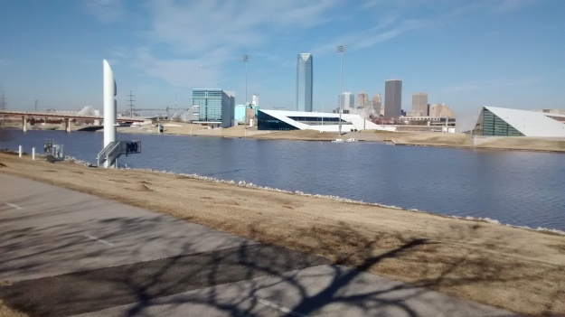 OKC boathouse