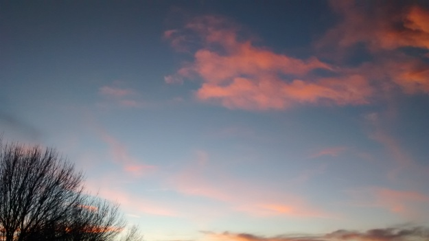 Sunset oh