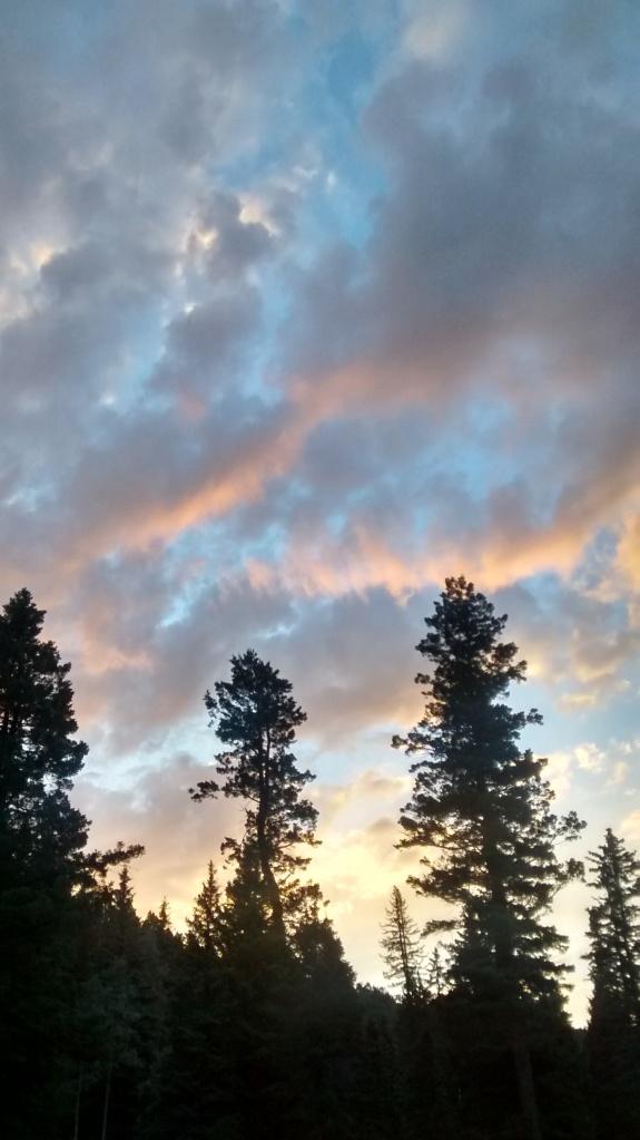 Pecos sunset