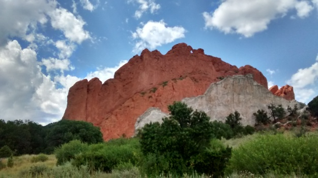 Colorado Springs garden of the gods